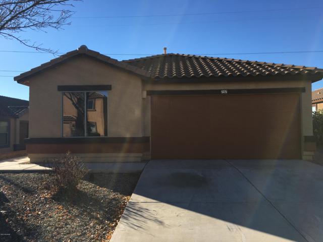 757 W Calle Marojo, Sahuarita, AZ 85629 (MLS #21901924) :: The Property Partners at eXp Realty