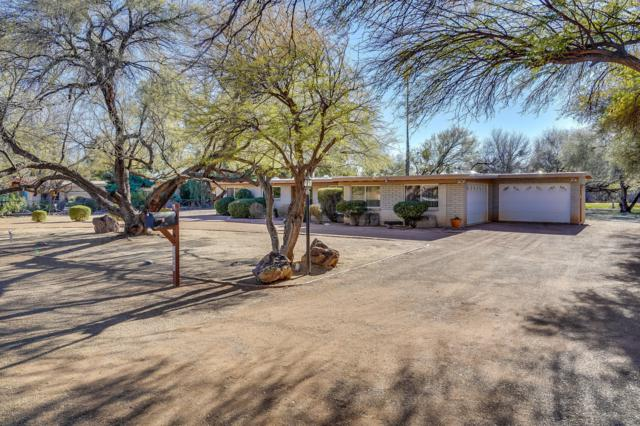 E Wagon Trail Road, Tucson, AZ 85749 (#21901927) :: RJ Homes Team