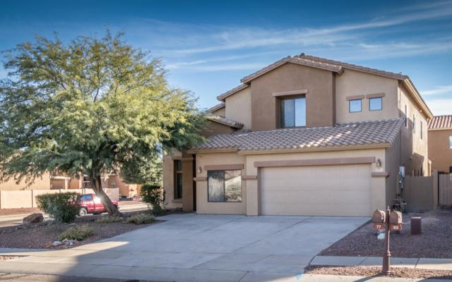 77 W Calle Tierra Sandia, Sahuarita, AZ 85629 (#21901947) :: Realty Executives Tucson Elite