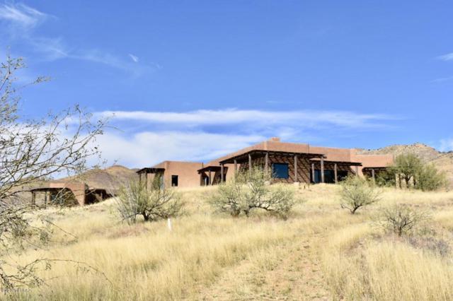 61 Cougar Pass, Tubac, AZ 85646 (#21902139) :: Long Realty Company