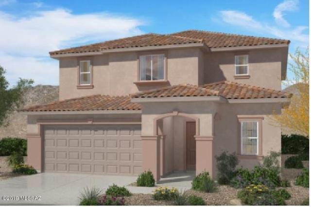8572 W Amazilia Lot 72 Place, Tucson, AZ 85757 (#21902366) :: The Josh Berkley Team