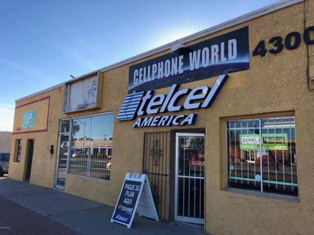 4300 S 6Th Avenue, Tucson, AZ 85714 (#21902401) :: Long Realty Company