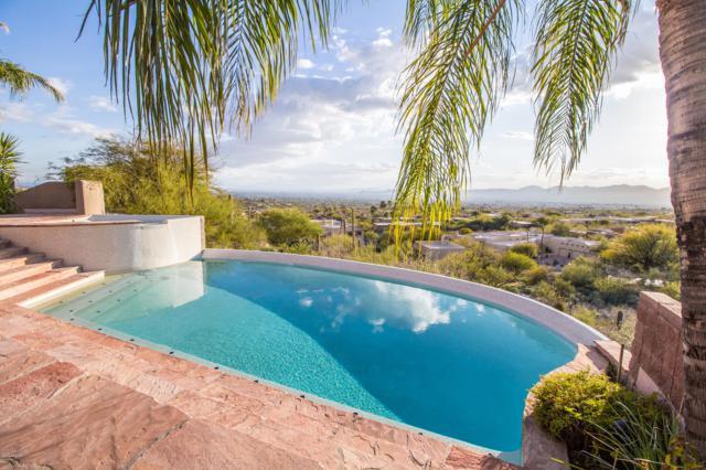 2551 E Calle Sin Ruido, Tucson, AZ 85718 (#21902426) :: Long Realty - The Vallee Gold Team