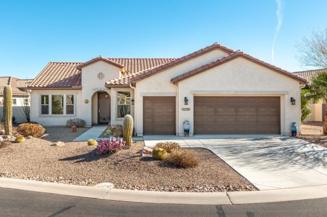 32185 S Hancock Drive, Oracle, AZ 85623 (#21902430) :: Gateway Partners | Realty Executives Tucson Elite