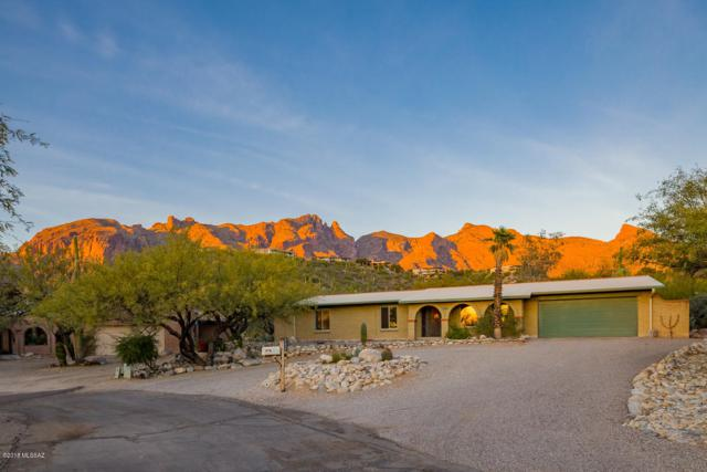 3565 E Thimble Peak Place, Tucson, AZ 85718 (#21902468) :: Long Realty Company