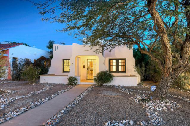 2235 E 1St Street, Tucson, AZ 85719 (#21902486) :: The Local Real Estate Group | Realty Executives