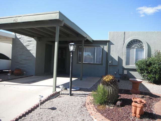 413 N Calle De Las Profetas, Green Valley, AZ 85614 (#21902608) :: The KMS Team