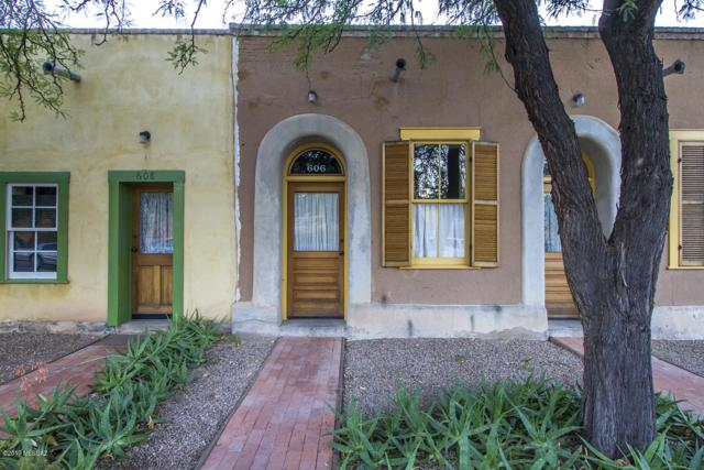 606 S Convent Avenue, Tucson, AZ 85701 (#21902713) :: Long Realty - The Vallee Gold Team