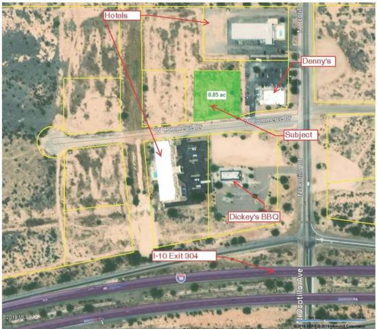 W Commerce Drive #6, Benson, AZ 85602 (MLS #21902756) :: The Property Partners at eXp Realty