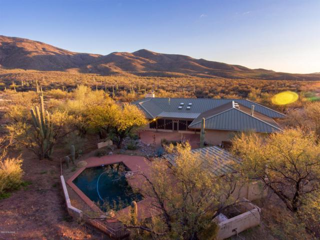 18620 E Cactus Hill Road, Vail, AZ 85641 (#21903033) :: Long Realty - The Vallee Gold Team