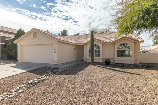 8325 N Solitude Way, Tucson, AZ 85743 (#21903092) :: Long Realty Company