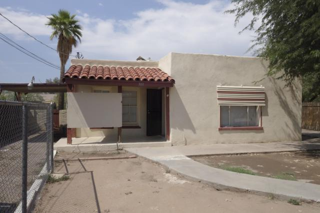 309 E Mohave Road, Tucson, AZ 85705 (#21903205) :: Long Realty - The Vallee Gold Team