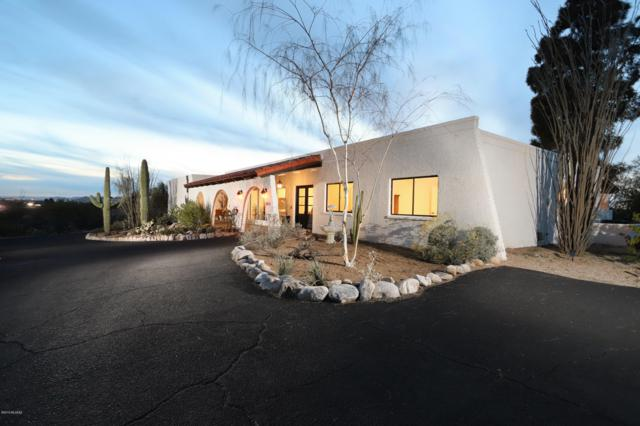 4955 N Via Condesa, Tucson, AZ 85718 (#21903282) :: Long Realty Company