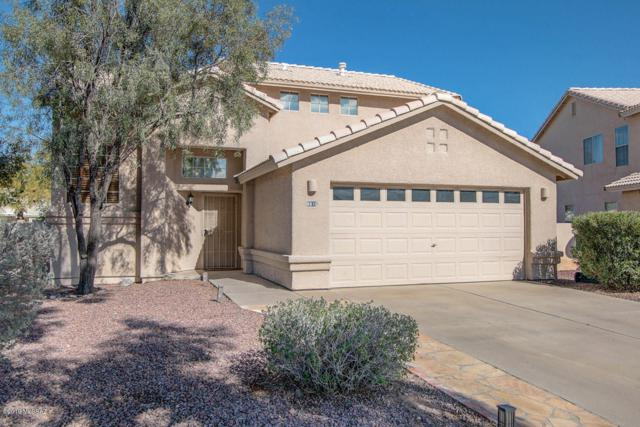 8610 N Kimball Way, Tucson, AZ 85743 (#21903343) :: Long Realty Company