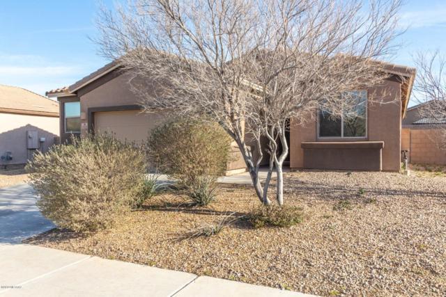13936 N Swift Spear Drive, Marana, AZ 85658 (#21903371) :: Long Realty Company