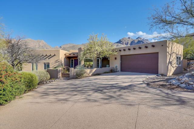 2461 E Calle Sin Pecado, Tucson, AZ 85718 (#21903493) :: Long Realty - The Vallee Gold Team