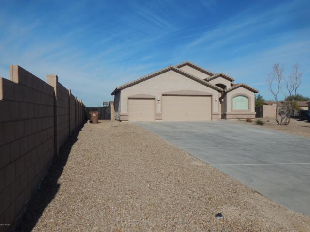 13903 N Stone Palisade Drive, Marana, AZ 85658 (#21903502) :: Long Realty Company