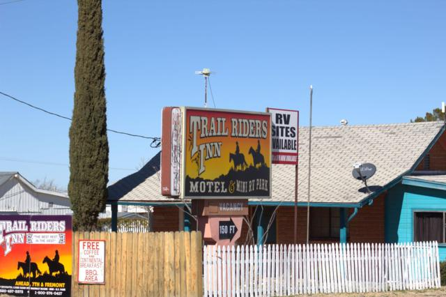E Trailriders Mini Rv Street, Tombstone, AZ 85638 (#21903567) :: Gateway Partners at Realty Executives Tucson Elite