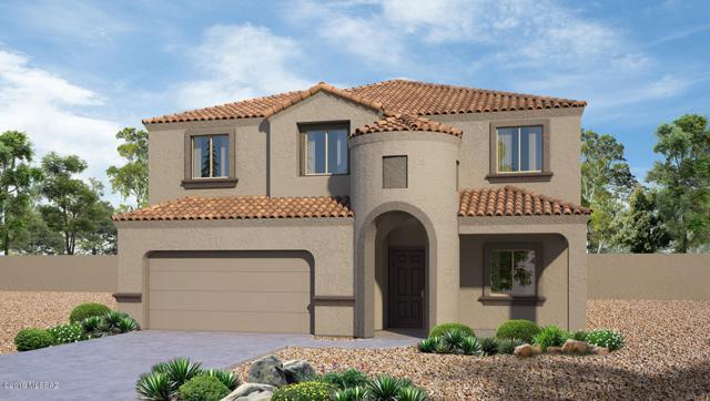 9644 N Texas Ebony Lane, Marana, AZ 85653 (#21903639) :: Long Realty Company