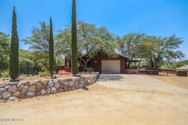 790 W Linda Vista Road, Oracle, AZ 85623 (MLS #21903721) :: The Property Partners at eXp Realty