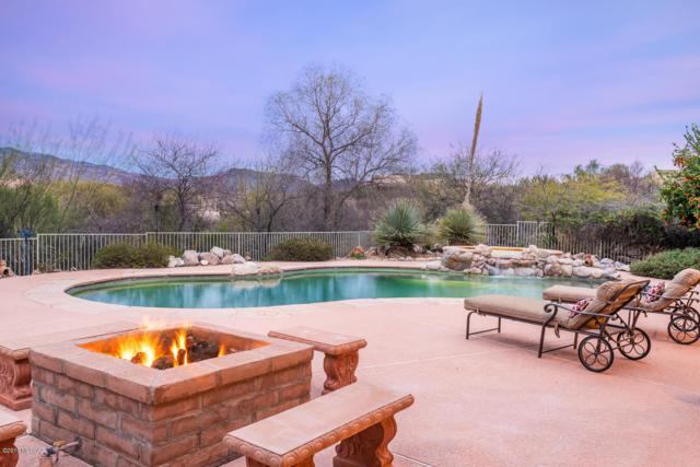 15383 E Hat Creek Ranch Place, Vail, AZ 85641 (#21903916) :: Long Realty - The Vallee Gold Team