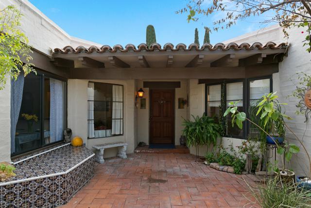 2600 E Skyline Drive #6, Tucson, AZ 85718 (#21904100) :: Realty Executives Tucson Elite