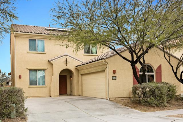 10467 E Valley Quail Drive, Tucson, AZ 85747 (#21904216) :: Long Realty Company