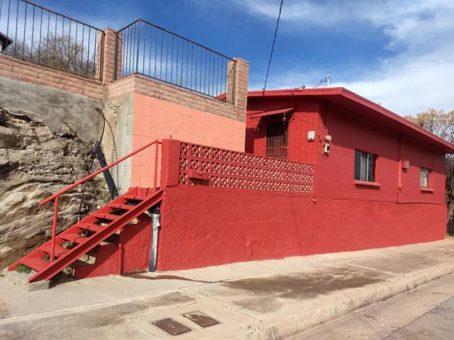 633 N Potrero Avenue, Nogales, AZ 85621 (#21904280) :: Gateway Partners at Realty Executives Tucson Elite