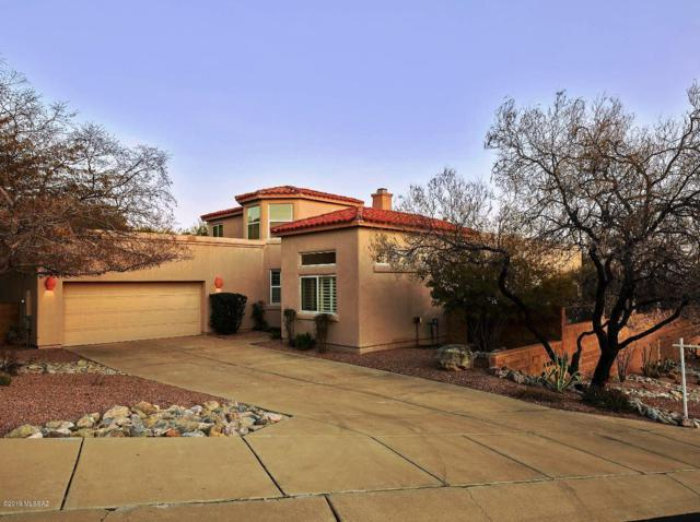 5734 N Placita Deleite, Tucson, AZ 85750 (#21904348) :: Long Realty Company