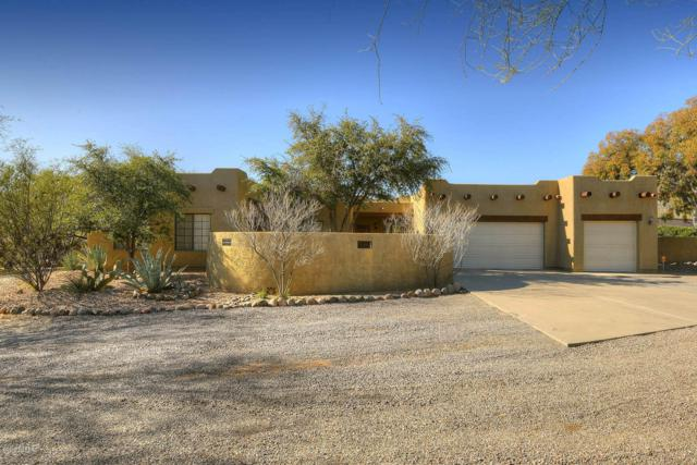 4814 N Castle Ridge Road, Tucson, AZ 85749 (#21904421) :: The Josh Berkley Team