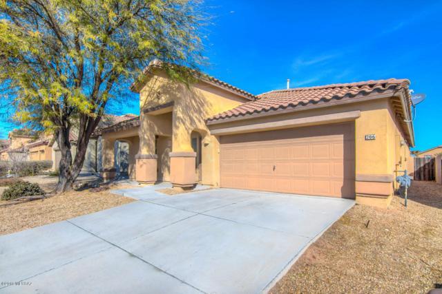206 W Calle Paso Suave, Sahuarita, AZ 85629 (#21904462) :: Realty Executives Tucson Elite