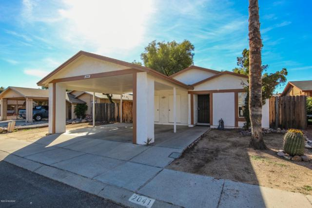 2041 W Brittain Drive, Tucson, AZ 85705 (#21904488) :: The Local Real Estate Group | Realty Executives