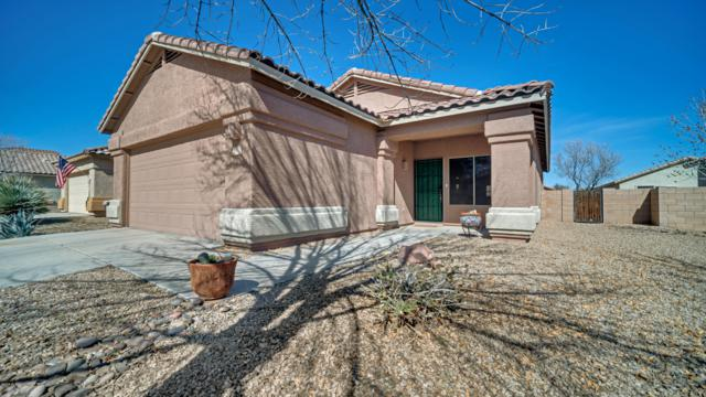 11274 W Farm Village Drive, Marana, AZ 85653 (#21904672) :: Long Realty Company
