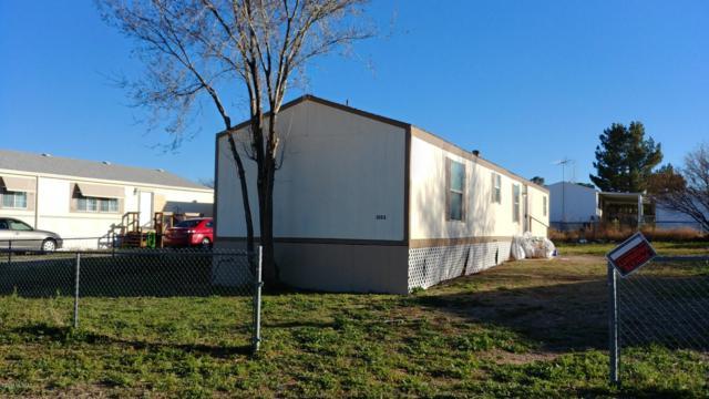 3153 W Terrace Drive, Benson, AZ 85602 (MLS #21904676) :: The Property Partners at eXp Realty
