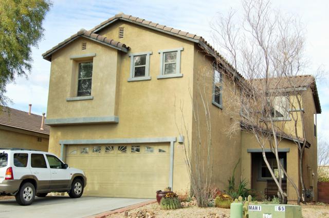 879 E Autumn Harvest Place, Sahuarita, AZ 85629 (#21904680) :: Long Realty Company