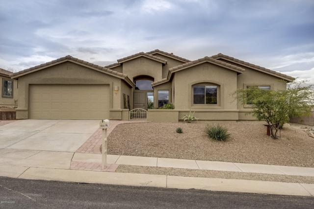 13862 E Via Valderrama, Vail, AZ 85641 (#21904730) :: Long Realty - The Vallee Gold Team
