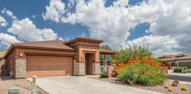 10275 S Silver Surrey Place, Vail, AZ 85641 (#21904734) :: Long Realty - The Vallee Gold Team
