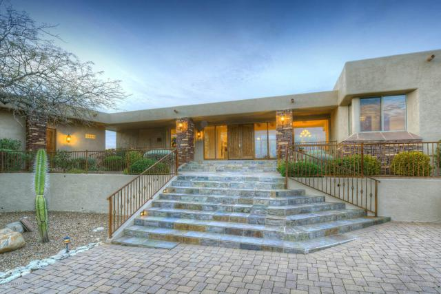 2233 E Quiet Canyon Drive, Tucson, AZ 85718 (#21904757) :: Long Realty - The Vallee Gold Team