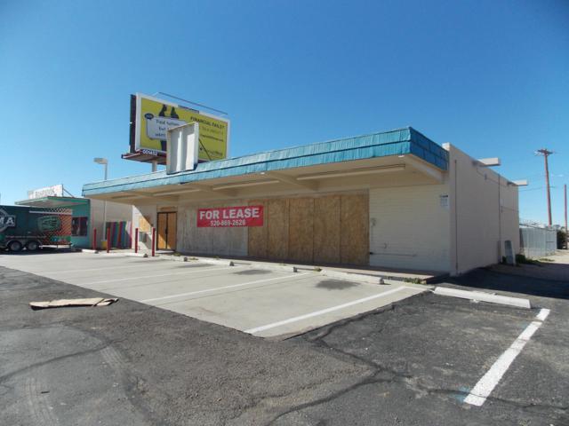 1602 S Craycroft Road, Tucson, AZ 85711 (#21904782) :: Long Realty Company