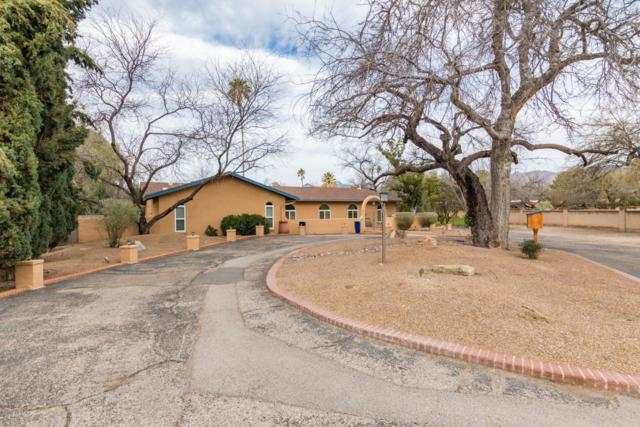 11861 Injun Place, Tucson, AZ 85749 (#21904807) :: Long Realty - The Vallee Gold Team