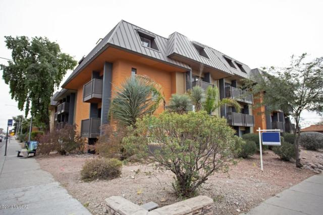 951 N Euclid Avenue #136, Tucson, AZ 85719 (#21904860) :: Long Realty - The Vallee Gold Team