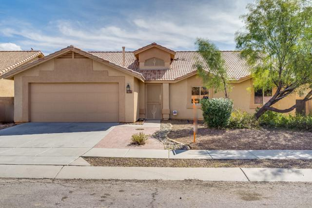 7617 S Freshwater Pearl Drive, Tucson, AZ 85747 (#21904995) :: Long Realty Company