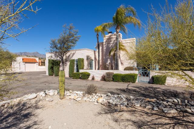 3850 N Pantano Road, Tucson, AZ 85750 (#21905015) :: Keller Williams
