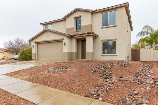 3573 E Silver Buckle Place, Tucson, AZ 85739 (#21905022) :: The KMS Team
