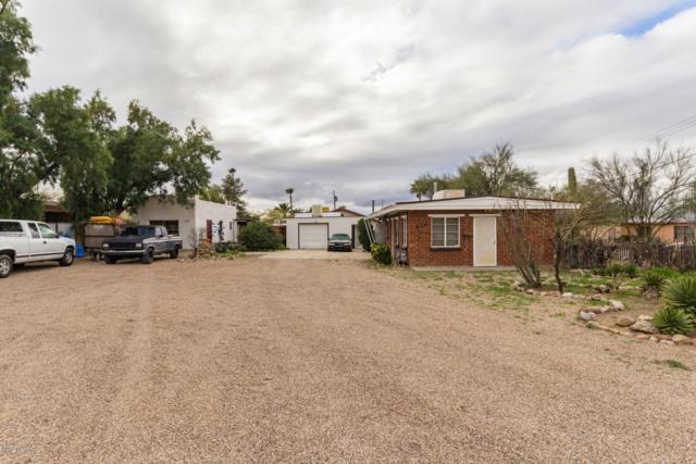 1627/1625 N Dodge Boulevard, Tucson, AZ 85716 (#21905040) :: Long Realty - The Vallee Gold Team