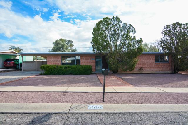 5562 E Alta Vista Street, Tucson, AZ 85712 (#21905212) :: Long Realty Company
