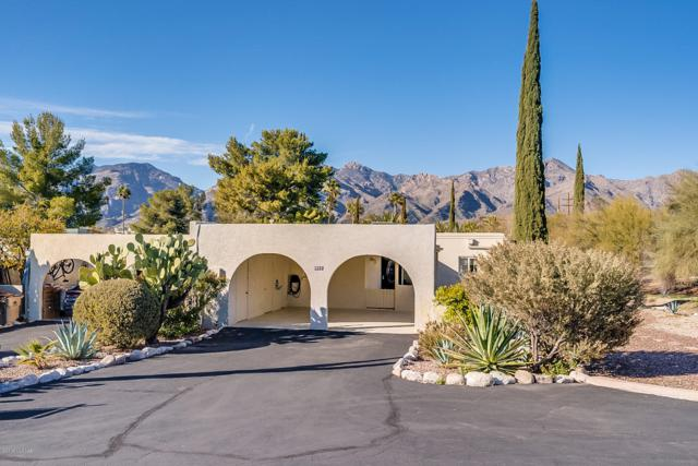 8035 E Shadow Lane, Tucson, AZ 85750 (#21905626) :: Long Realty Company