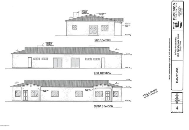 3534 E Bermuda Street Lot #3, Tucson, AZ 85712 (#21905846) :: Long Realty - The Vallee Gold Team