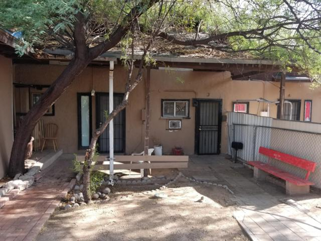 19 W President Street, Tucson, AZ 85714 (#21906141) :: Long Realty - The Vallee Gold Team