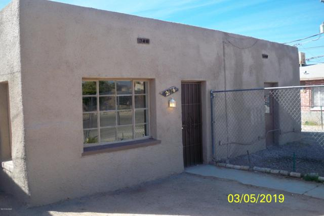2126 S 8Th Avenue, Tucson, AZ 85713 (#21906267) :: The Local Real Estate Group | Realty Executives